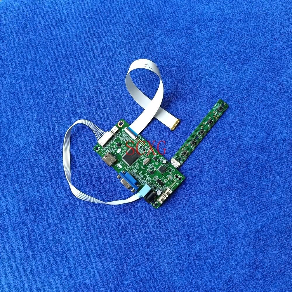1920*1080 LCD ل NT140FHM-N41 NE140FHM-N44 PV140FHM-A10 كيت HDMI-متوافق VGA EDP 30-دبوس PCB عرض محرك المراقب المجلس