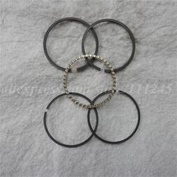 Eh025 conjunto de anel de pistão 34mm para robin subaru eh025a eh025p 24.5cc ohv 1.1hp 4 tempos mini motor trimmer koblen anéis peças