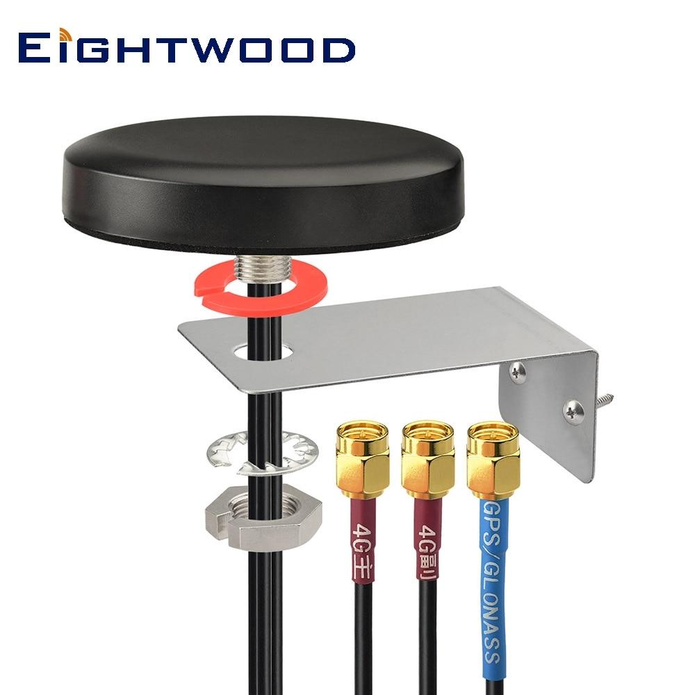 Iightwwood – support GPS 4G LTE MIMO, antenne murale pour GPS 4G LTE, berceau IBR900 IBR1700 Sierra Airlink sans fil