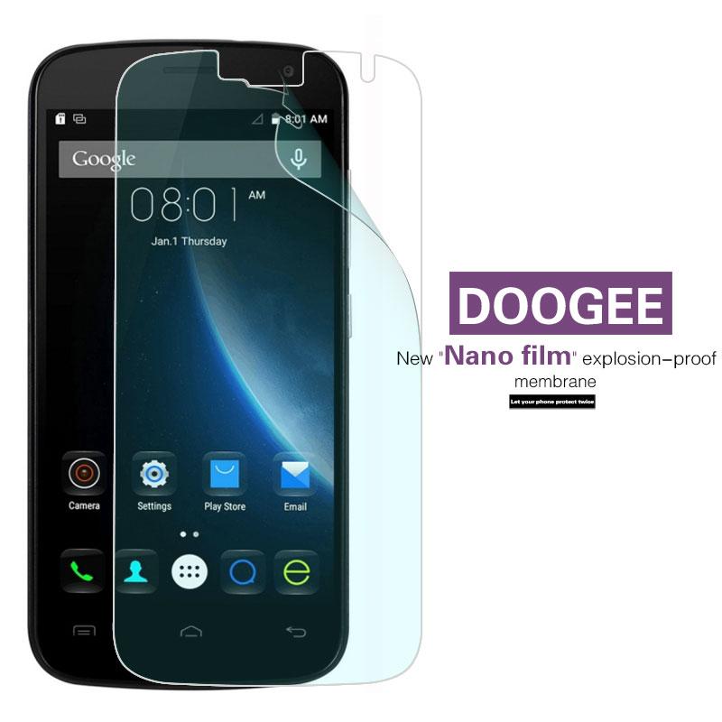 Anti Explosion TPU Soft Nano Film For Doogee X10 X20 X3 X30 X5 MAX X5s X6 Pro X9 Mini Screen Protector Cover Not Tempered Glass
