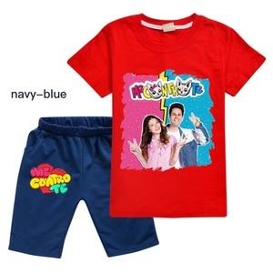 Fashion Boy Clothes  Kids Clothing  Toddler Girl Clothes Cotton Boys and Girls  Fall Outfits  T+ Shorts Set Me Contro Te