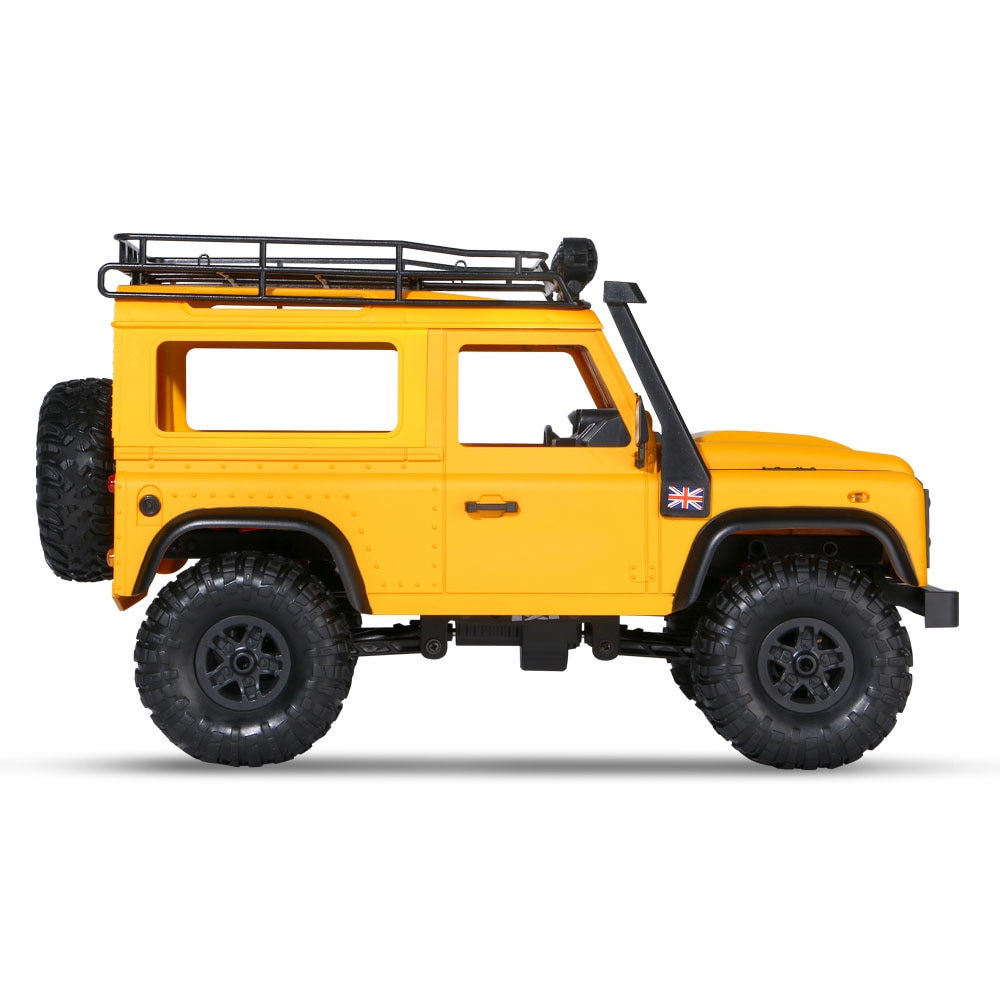 2021 NEW MN98 1:12 RC Car 2.4G 4WD RTR Version RC Rock Crawler Defender Pickup Remote Control Truck for Boys Gifts Toys enlarge