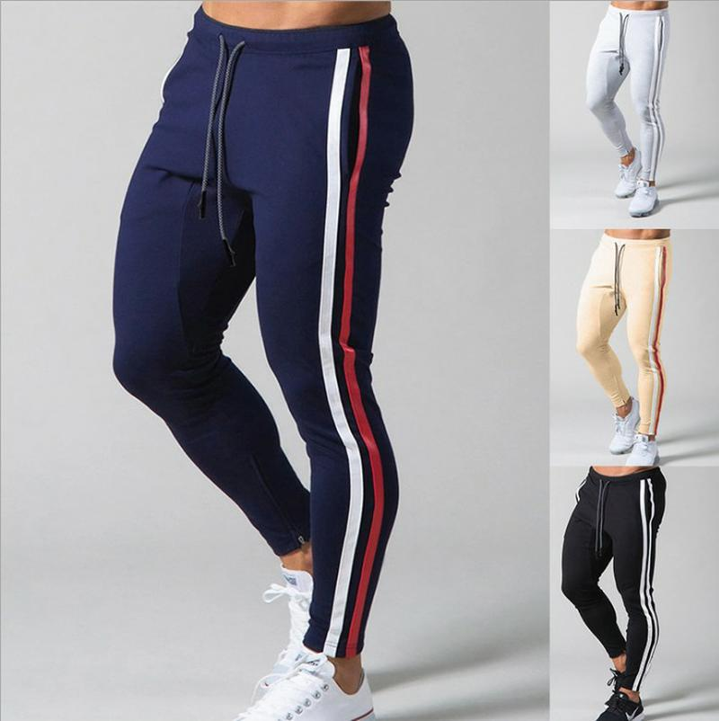 football training pants pants of cultivate morality leisure sports in Europe and America male foot men's trousers