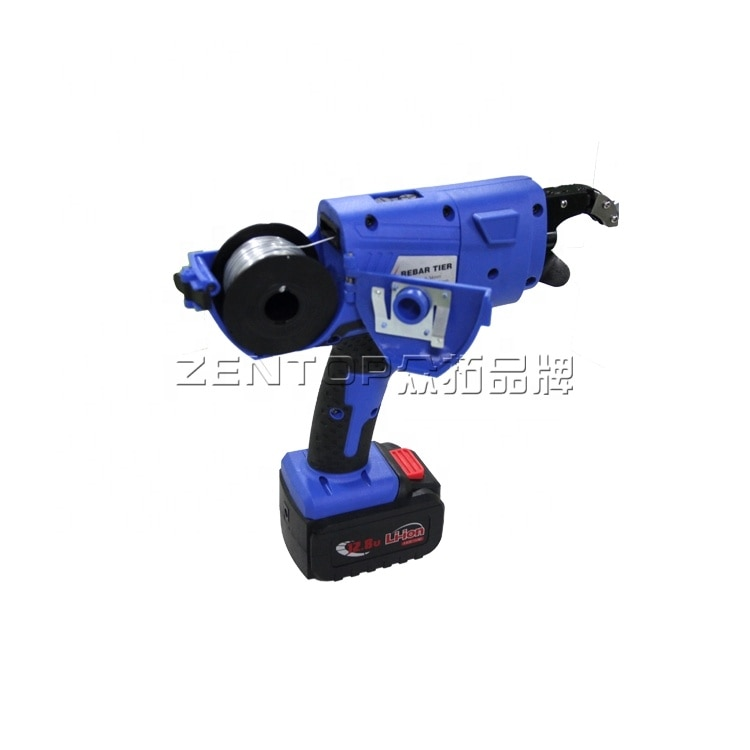 China Supplier Automatic Rebar Tying Machine BT-890 with CE enlarge