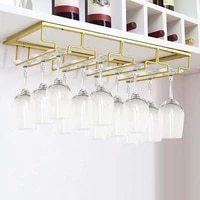 wine glasses rack under cabinet stemware rack wine glass holder wire storage hanger for cabinet kitchen bar pub 4 rows