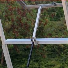 Ouvre-fenêtre automatique capteur automatique   Sensible à la chaleur solaire, capteur automatique pour toutes les serres, outils de jardin