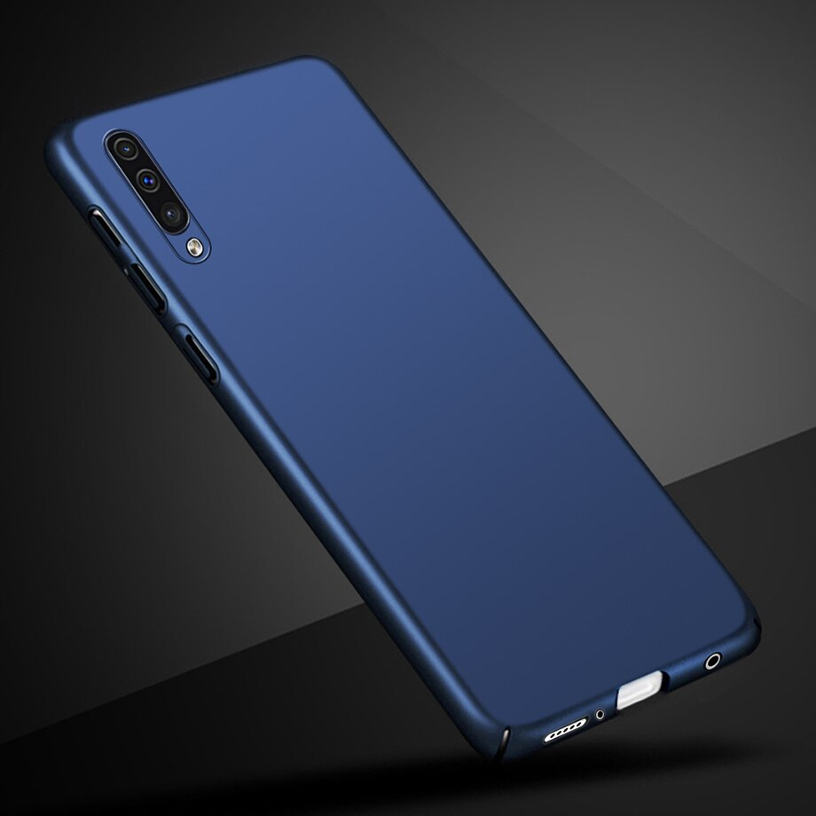 Para Samsung A30s funda dura PC A prueba de golpes funda de teléfono para Samsung Galaxy A30s A 30s A307F A307 SM-A307F cubierta trasera del teléfono móvil