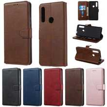 Mokoemi Fashion Wallet Leather Case For Huawei Y9 Prime Y7 Y6 Y5 2019 Y6 2018 Phone Case Cover