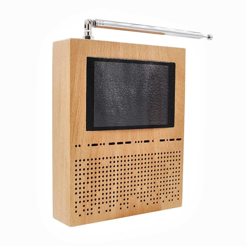 50KHz-200MHz Malachite SDR Radio Malahit DSP 3.5 Inch Press Sn DSP SDR HAM Transceiver Receiver