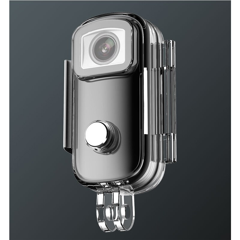 SJCAM C100 Plus Mini Action Camera Thumb Camera 2K 30FPS H.265 NTK96675 WiFi 30M Waterproof  Sports DV Camera Webcam enlarge