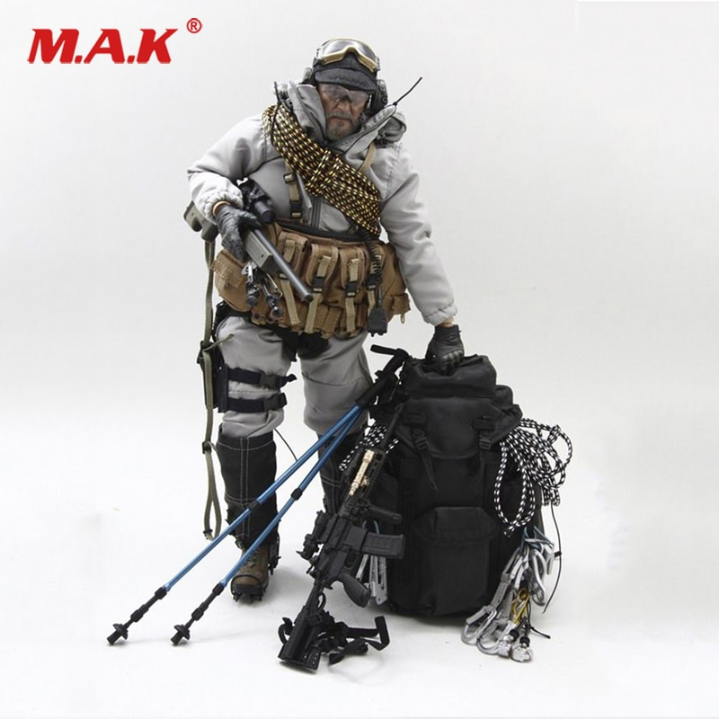 "VERYHOTVH1 SEAL Commando montaña acción francotirador PCU 1/6 escala Mlae ropa modelo ajuste 12 ""figura de acción sólida colección regalos"