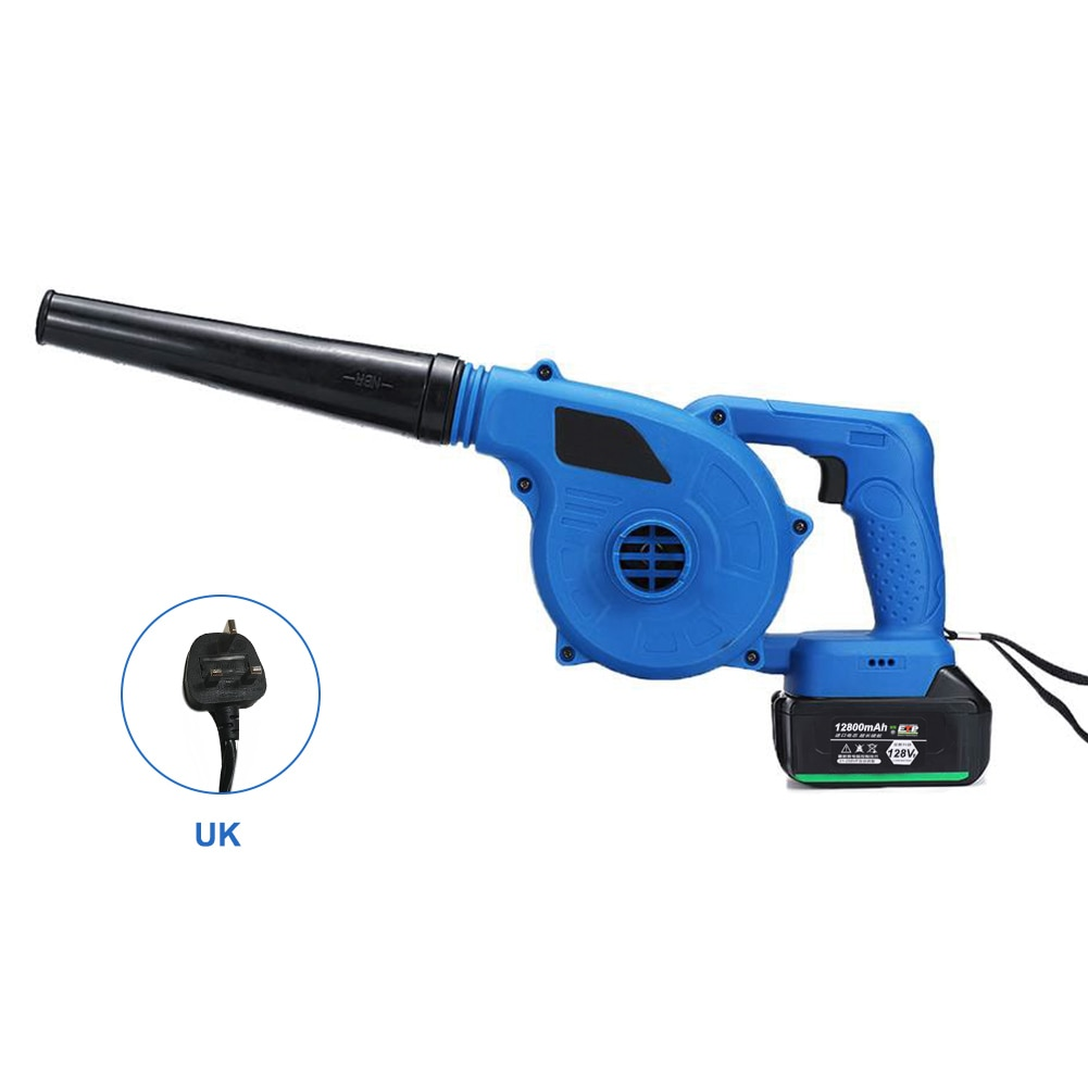128V 12800mAh Cordless Leaf Blower Computer Dust Blower Vacuum Cleaner 2 in 1 Sweeper & Vacuum for Clearing Dust Rechargeable enlarge