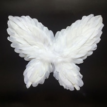 Feather Fairy Angel Wings Hen Night Fancy Dress Costume Halloween Party Props Event Supplies Fashion