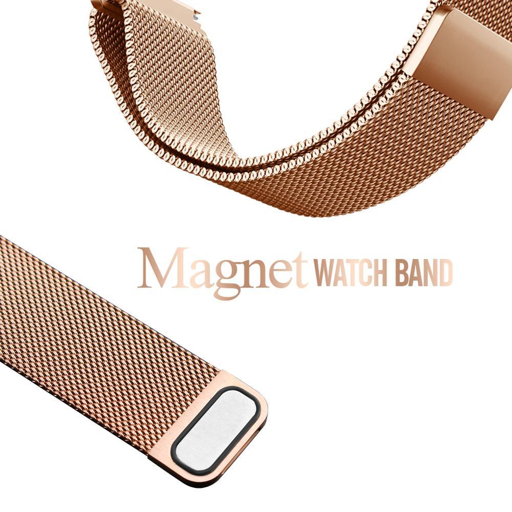 SKMEI Simple Rectangle Ladies Watch Magnetic Waterproof Mesh Steel Quartz Female Wristwatch Luxury Women Clocks orologio donna enlarge