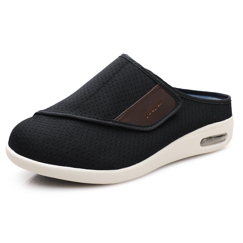 New Arrival Hot Sale Summer Breathable Convenient Anti-Slip Diabetic Shoes Women Comfortable Plantar Fasciitis Medical Sneakers