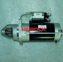 HNROCK moteurs démarreur 12V JOHN DEERE   0001260001 0001260004 20401725BN 20401725OE LRS02538 RE526375 RE527400, nouveau