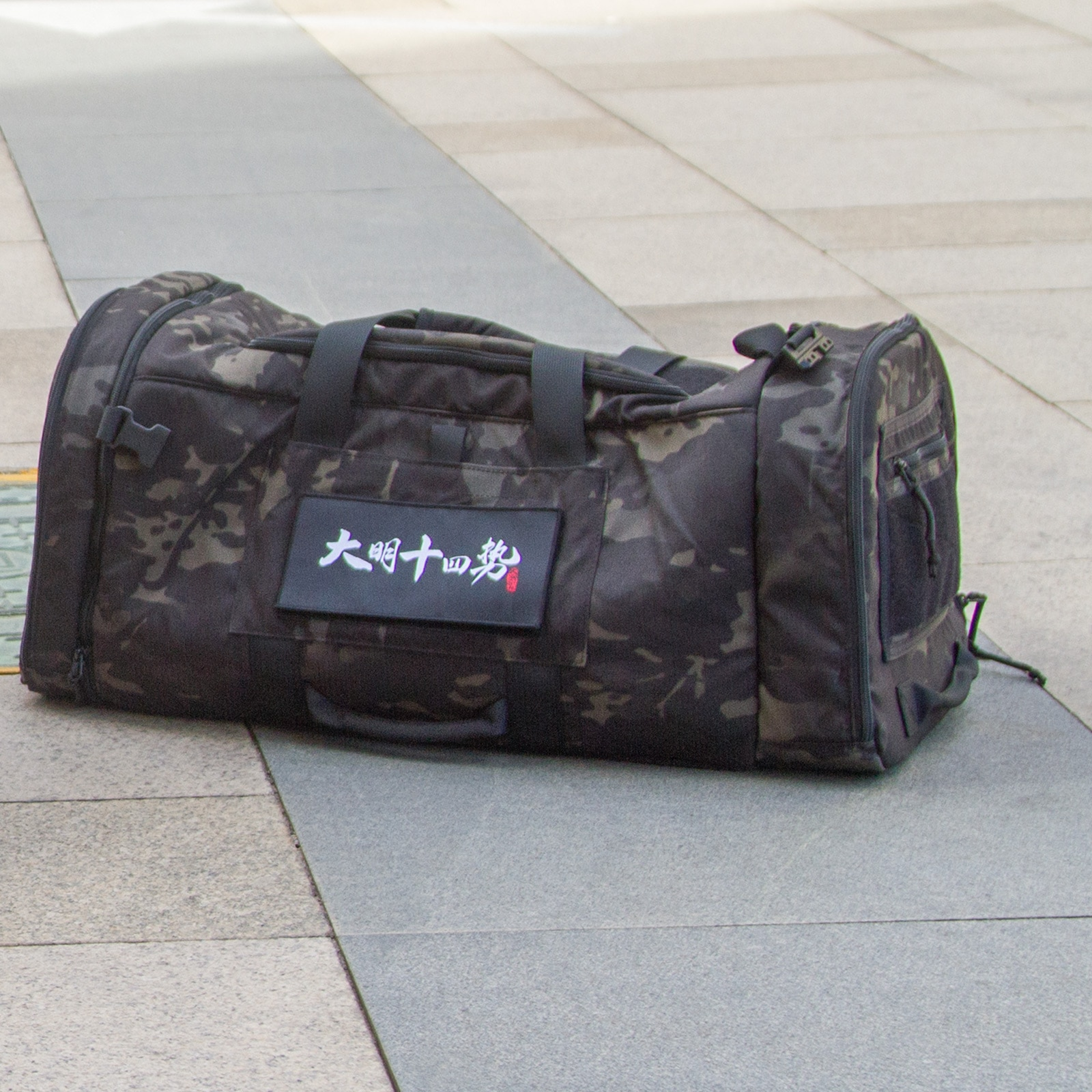 MING-14 Large Capacity Multifunction Equipment Backpack Tactical Shoulder Bag Handbag Outdoors Tactics Accessories - MCBK