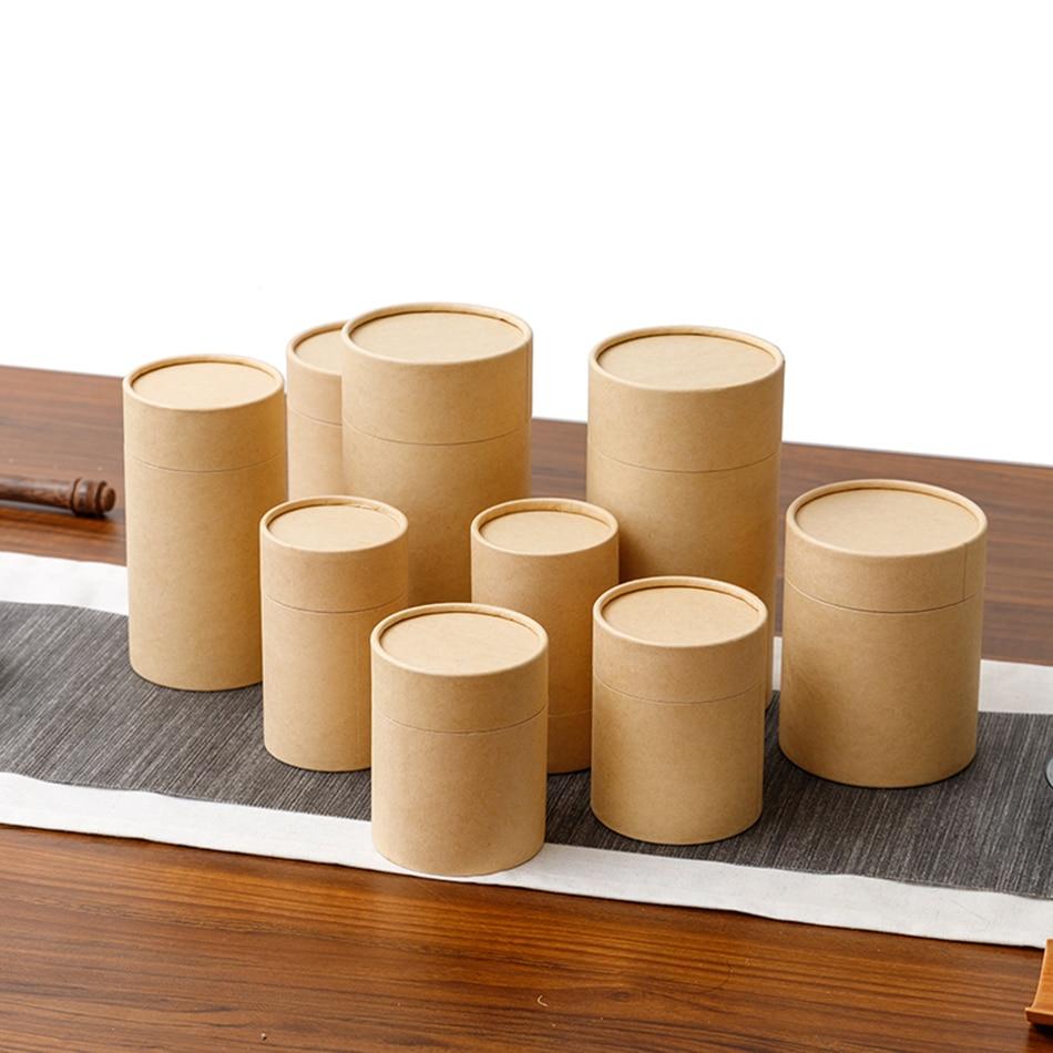 Xin Jia Yi Packaging Custom Printed Tin Pop Cylinder Tube Box Paper Can