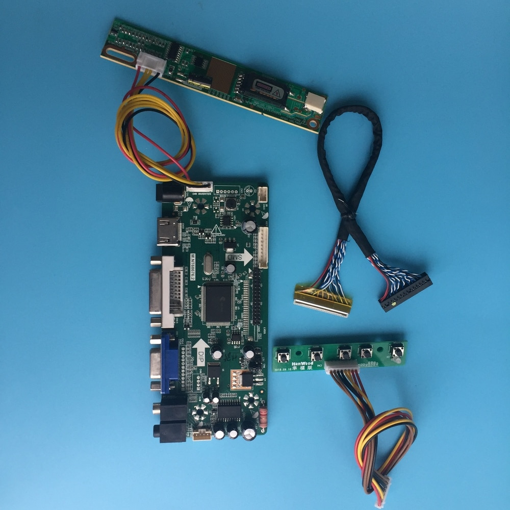 ل LP154W02-B1K6 30pin LVDS 1680 × 1050 15.4