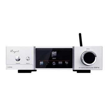 Cayin/iDAP-6/iDAC-6 MKII/iHA-6 Vacuum tube DAC / Headphone amplifier 6.35mm 3 pins XLR, 4 pins XLR headphone Desktop player
