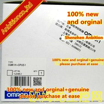 1pcs 100% new and orginal PLC CQM1H-CPU51 New and Original in box