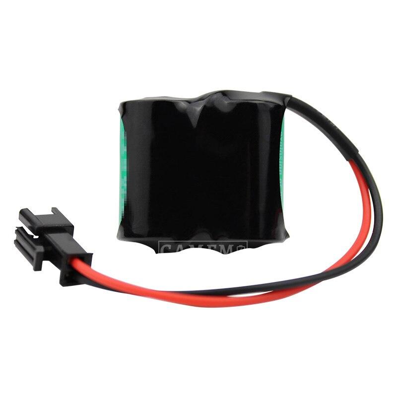 Bateria de lítio esperta 2/cr14250 1/2aa 6v do assento do toalete cr1/2aa feita na alemanha