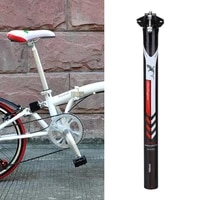 perfectly fitment useful exquisite workmanship bike tube carbon fiber bike carbon post fixie gear for bicycle