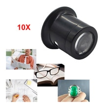 10X Portable Monocular Magnifying Glass Loupe Magnifier Watch Jewelry Repair Tools dropshipping#38