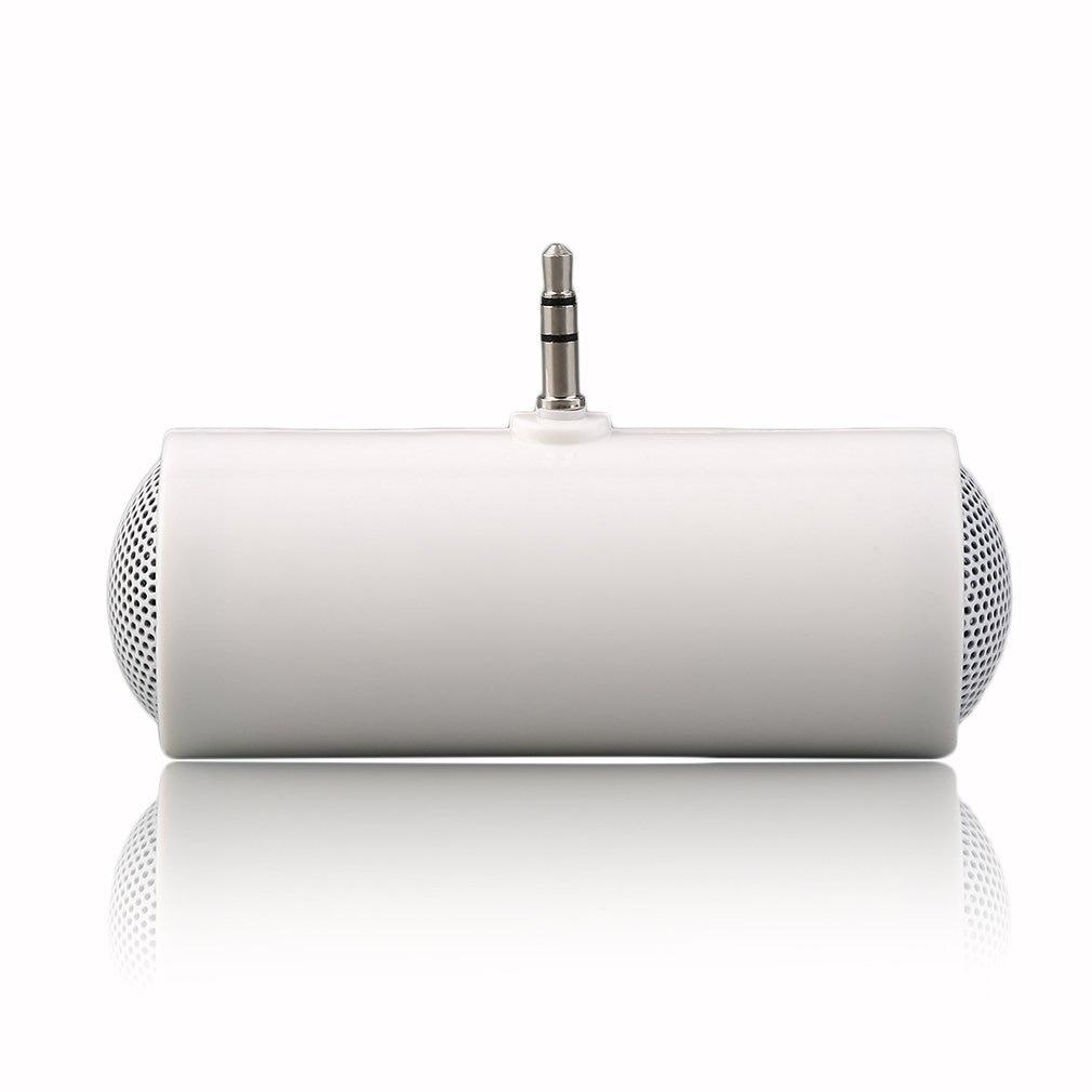 Newest  Stereo Speaker MP3 Player Amplifier Loudspeaker for Smart Mobile Phone iPhone iPod, MP3 with