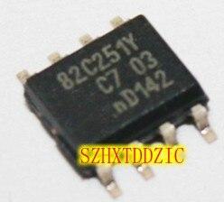 2 unids/lote PCA82C251Y 82C251Y SOP8 [SMD]