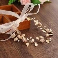 luxury golden leaves dress sashes wedding belt alloy flower bridal belt beaded belts for women jewelry belt waist belt for bride