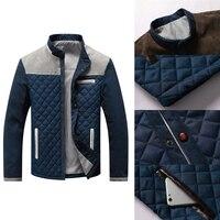 Fashion Coats Male Outerwear Spring Autumn Men\'s Jacket Baseball Uniform Slim Casual Coat Mens Brand Clothing