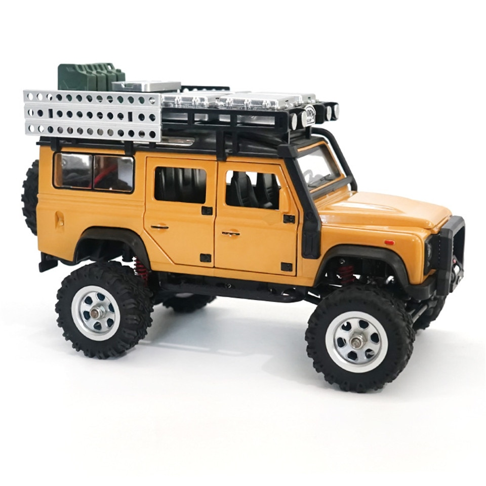 SG 2801 RC Car 1/28 2.4G 4WD Buggy Mini Alloy Metal Climbing Car 4x4 Off Road Vehicle Model 10KM/H for Adults Drift Racing Truck enlarge