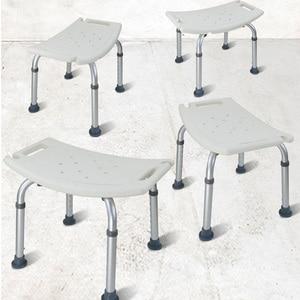 Anti-skid Bathroom Stool Toilet Stool Shower Chairs Kids Older Special Bathroom Chair Stool Home Shower Stool 2020 New