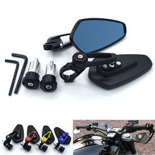 "Universal 7/8 ""22mm Handlebar Motorcycle Rearview Mirror For BMW XB12R XB12SS XB12SCG S1000R S1000RR K1200GT R1200RT K1300S/R/GT"