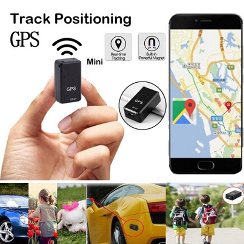 GPS gf-07 Car Tracker Mini GPS Car Tracker GPS Locator Tracker GPS Smart Magnetic Car Tracker Locator Device Voice Recorder