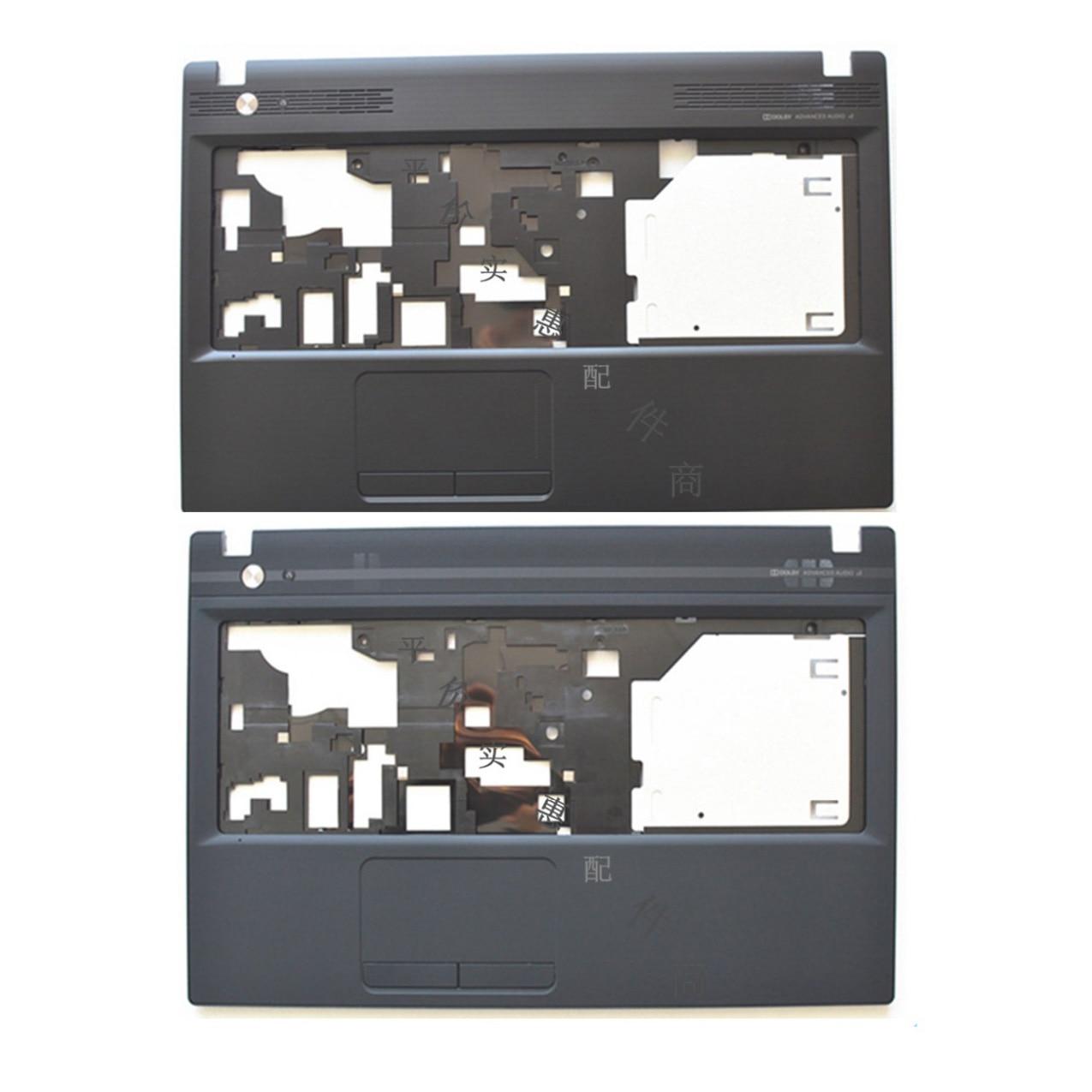 جديد لينوفو P580 P585 N580 N581 N585 Palmrest حالة العلوي غطاء AP0QN000700 AP0QN000800 AP0QN000801