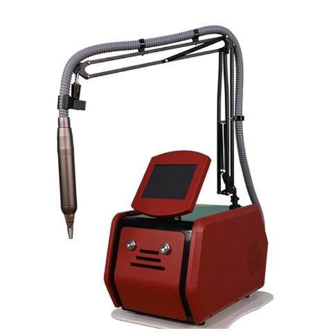جهاز إزالة الشعر بالليزر ماركة بيكو ثانية Nd Yag لعام 2021 مع فلتر 530nm 590nm 640nm 1064nm للاستخدام الدائم