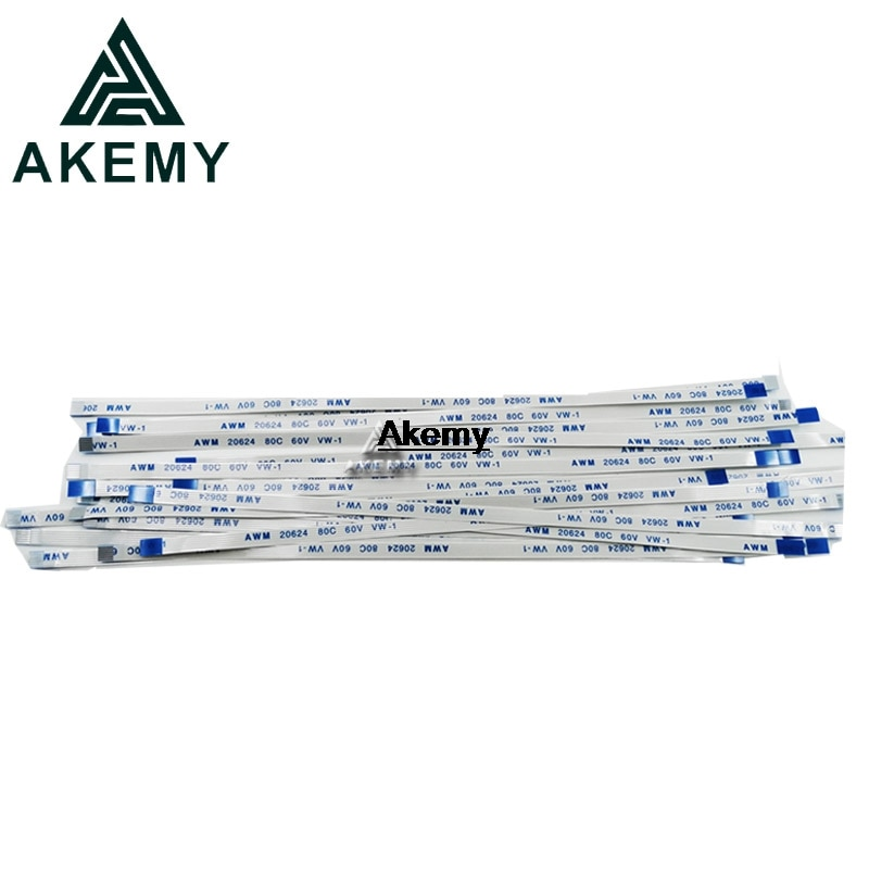 Новый гибкий кабель FFC FPC для For Asus X552M X550M X550MD X550MJ D550M D552M 6-контактный гибкий кабель питания 20 см 17 см