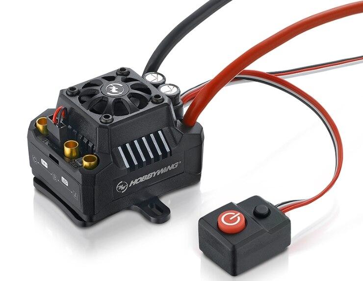 Hobbywing EZRUN MAX10 SCT 120A Brushless ESC + 3660 G2 3200KV/ 4000KV/4600KV Sensorless Motor Set for 1/10 RC Car enlarge