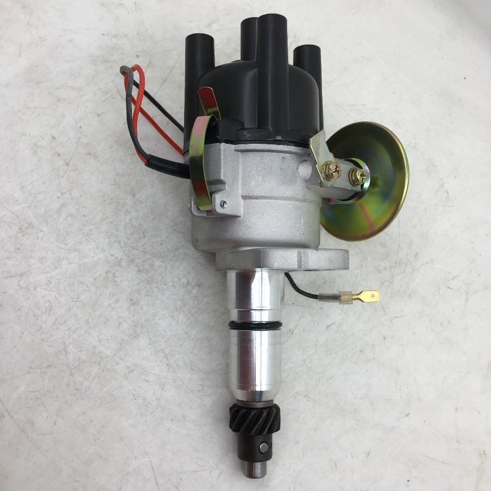 SherryBerg electric DISTRIBUTOR fit for SUZUKI 1.0L SJ410 F10A SAMURAI SUPER CARRY 465Q engine 456 33100-77320 3310077320