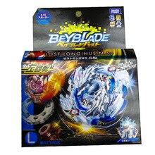 Originele TAKARA TOMY Speelgoed Beyblade Burst Evolution Metal Fusion Aanval Pack GT Spinning Top met Launcher Gyro Kinderen s B-66