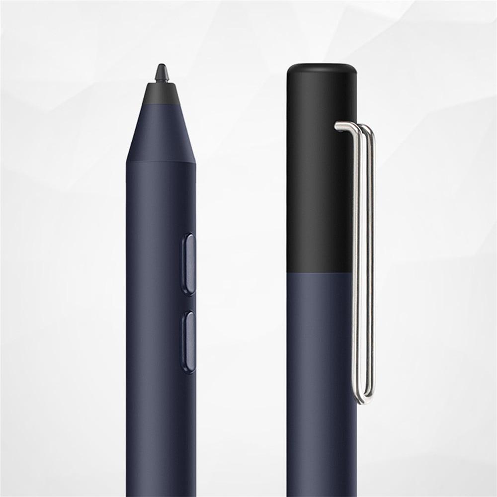 Lápis para Microsoft Caneta Inteligente Eletromagnética Substituição Universal Toque Surface 3 – Asus hp Sony Portátil