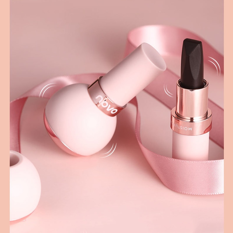 Smoothing Three Color Sexy Lipstick Long Lasting Waterproof Non Stick Cup Does Not Fade Vitamins Natural No Blooming