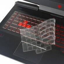 17,3 zoll Stereo-gameing Laptop Tastatur Abdeckung Für HP 17.3 Omen 17-an013tx 17-an014tx Plus 17-an101tx 17-an100tx TPU Haut Protector
