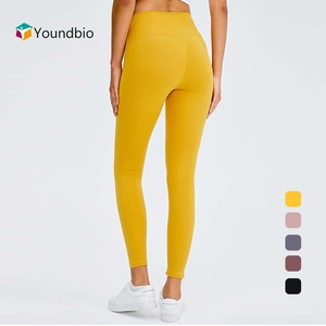 YOUNDBIO Sport Seamless Women High Waisted Yoga Pants Running Gym Fitness Push Up Leggings Anti Cellulite Home Plus Size Tights