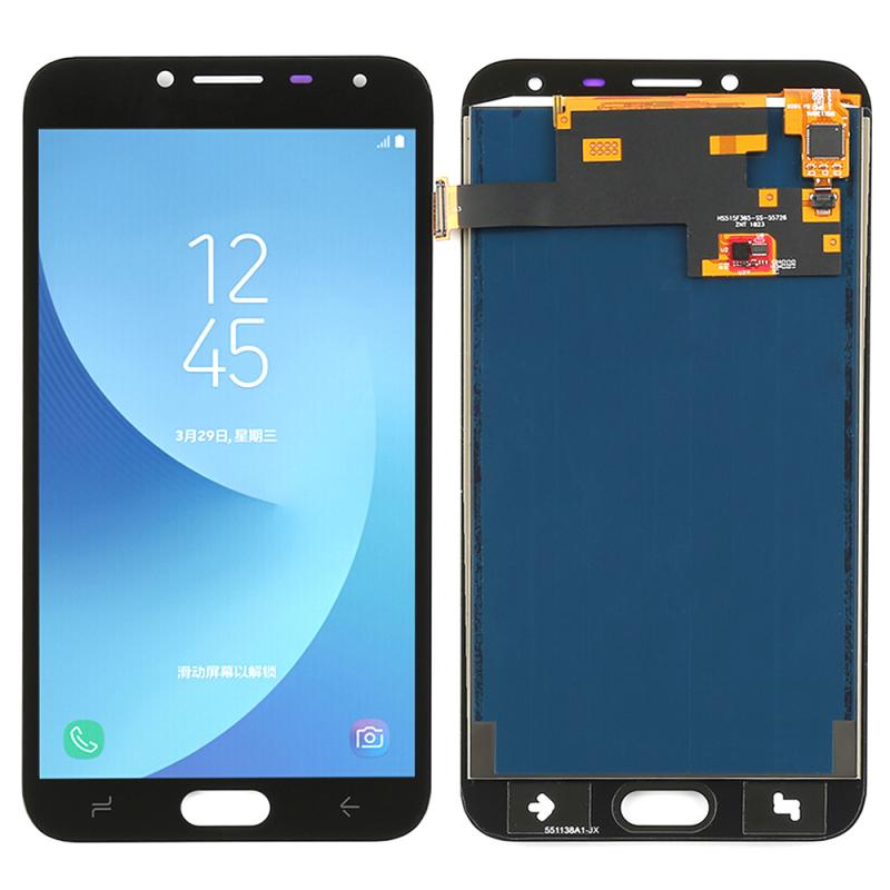 OLED For Samsung Galaxy J4 J400 J400F/DS J400F Display Digitizer Touch LCD Assembly Replacement Screen Mobile Phone Parts