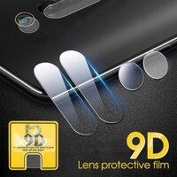 Защитная пленка на объектив камеры Xiaomi Redmi 6, Note 8, 5, 8T, K20 Pro, 7, 7A, 6, 6A, 9 Pro, для Xiaomi Mi 9, 8 SE, 8, A2, A3 Lite, Max 3, 6X, A2
