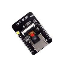 Esp32-Cam Esp32-S Wifi Bluetooth placa de expansión Ov2640 2Mp Módulo de cámara inalámbrica Es8266 Esp32S W/Ipex enchufe para Arduino Mcu