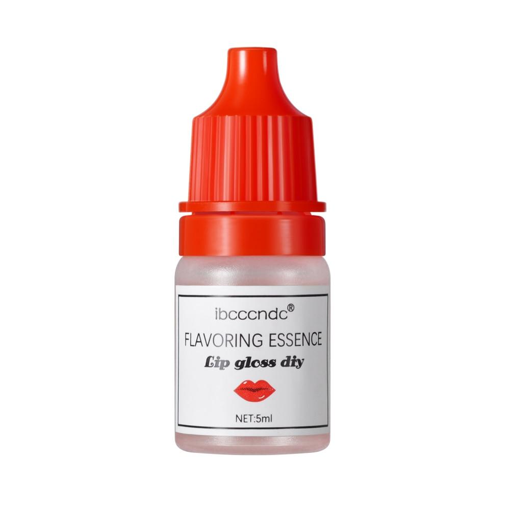 5ml Lip Gloss Base Essential Oil Lipsticks Handmade Cosmetics DIY Makeup Lipgloss Natural Flavor Essence Flavoring Fragrance